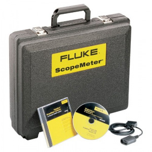 ПО FlukeView, кабель, кейс Fluke SCC120E